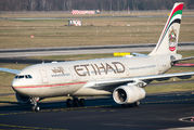 A6-EYN - Etihad Airways Airbus A330-200 aircraft