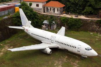 PK-RII - Mandala Airlines Boeing 737-200