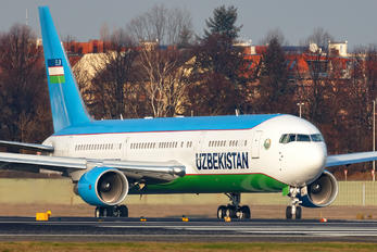 UK-67000 - Uzbekistan Airways Boeing 767-300ER