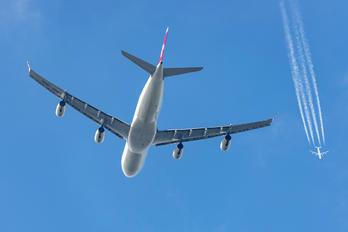 HB-JMK - Swiss Airbus A340-300