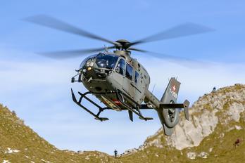 T-358 - Switzerland - Air Force Eurocopter EC635