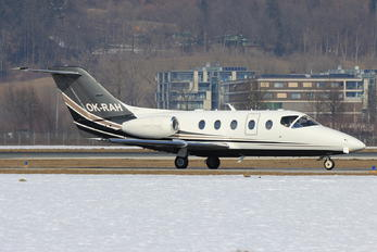 OK-RAH - Time Air  Beechcraft 400A Beechjet