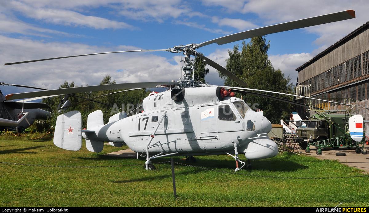 USSR - Navy 17 aircraft at Monino