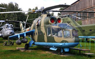 50 - Soviet Union - Air Force Mil Mi-24A aircraft