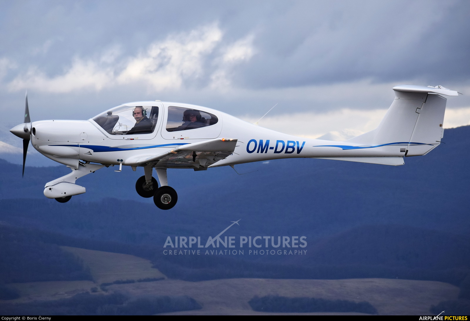 Seagle Air OM-DBV aircraft at In Flight - Slovakia