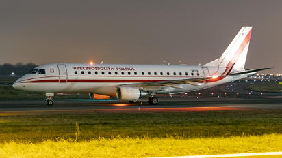 SP-LIH - Poland - Government Embraer 170-200 STD