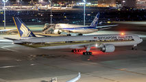 9V-SWM - Singapore Airlines Boeing 777-300ER aircraft