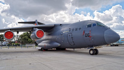 11056 - China - Air Force Xian Y-20