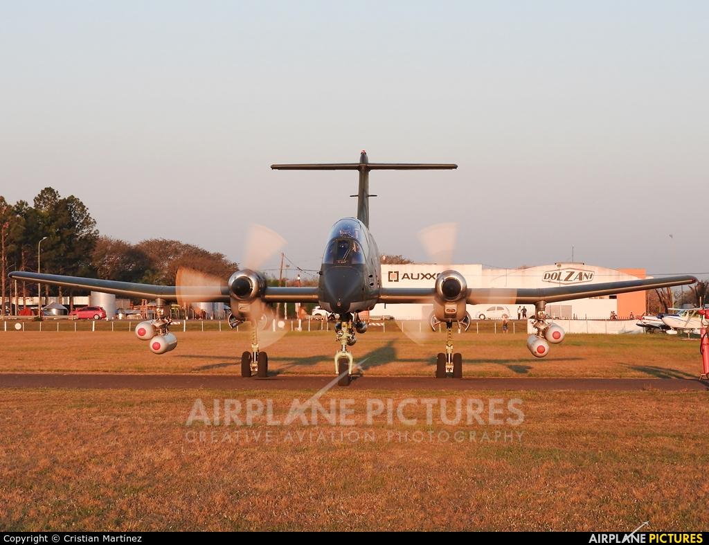 Argentina - Air Force A-568 aircraft at Reconquista - Daniel Jurkic