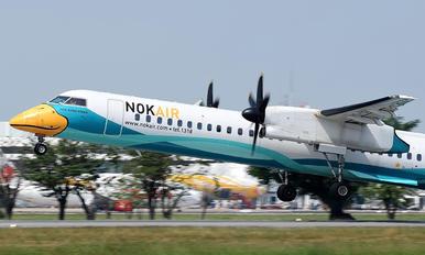 HS-DQH - Nok Air de Havilland Canada DHC-8-402Q Dash 8