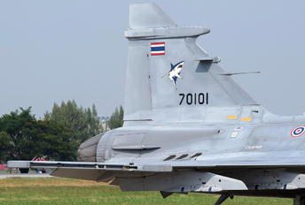 KH20K-1/54 - Thailand - Air Force SAAB JAS 39D Gripen
