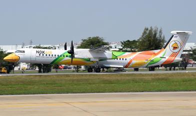 HS-DQD - Nok Air de Havilland Canada DHC-8-400Q / Bombardier Q400