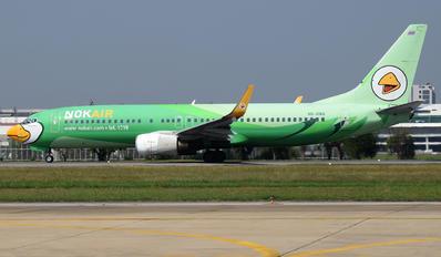 HS-DBG - Nok Air Boeing 737-800