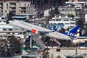LN-RGI - SAS - Scandinavian Airlines Boeing 737-800 aircraft