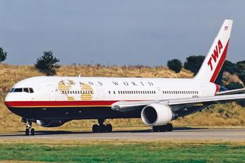 N638TW - TWA Boeing 767-300ER