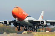 OO-THB - TNT Boeing 747-400F, ERF aircraft