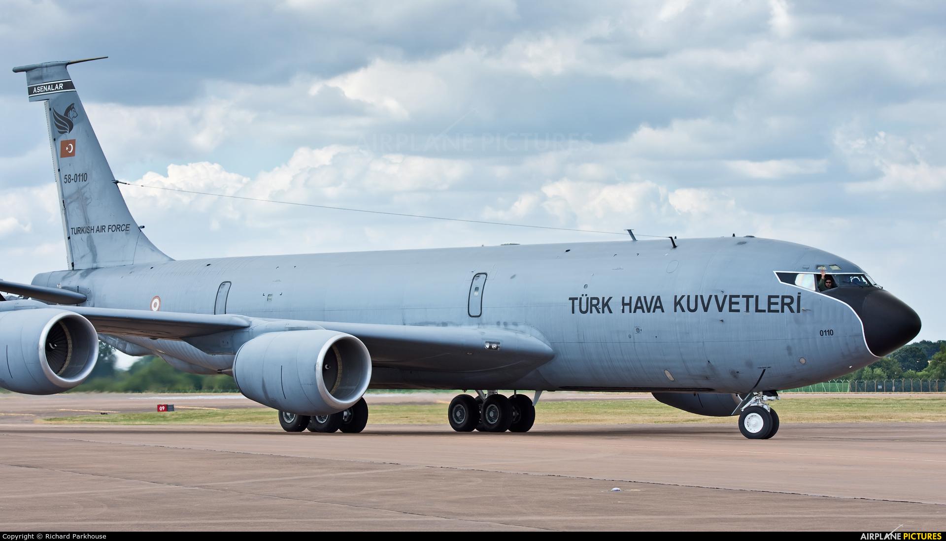 Turkey - Air Force 58-0110 aircraft at Fairford