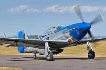 F-AZXS - Private North American P-51D Mustang