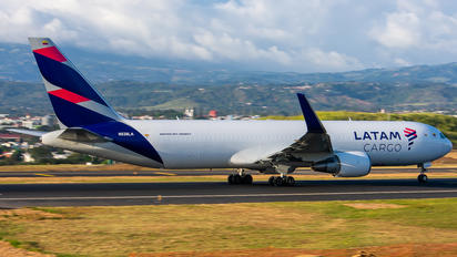N538LA - LATAM Cargo Boeing 767-300ER