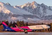 G-WUKI - Wizz Air UK Airbus A321 aircraft