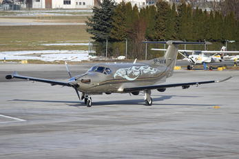 SP-MKM - Private Pilatus PC-12