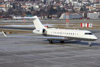 T7-SSM - Business Aero Bombardier BD-700 Global Express