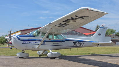 OK-MMA - Private Cessna 172 Skyhawk (all models except RG)