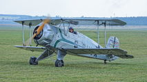 G-BUTX - Private Bücker Bü.133 Jungmeister aircraft
