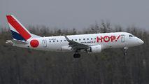 F-HBXA - Air France - Hop! Embraer ERJ-170 (170-100) aircraft