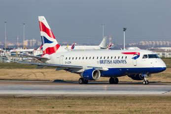 G-LCYH - British Airways - City Flyer Embraer ERJ-170 (170-100)
