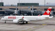 HB-JCS - Swiss Airbus A220-300 aircraft