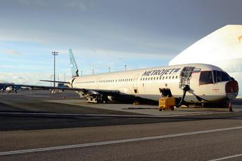EI-ETK - MetroJet Airbus A321