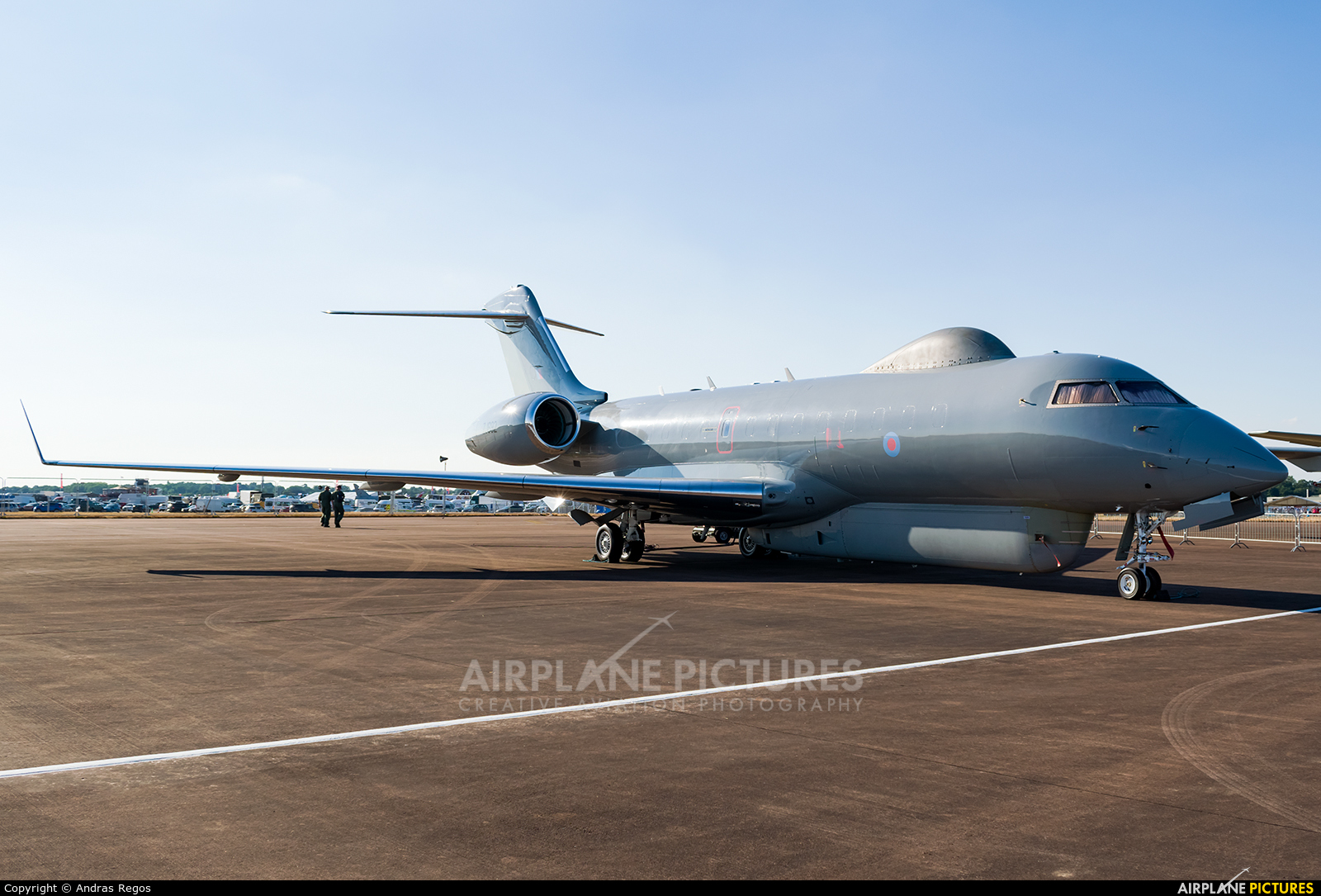Royal Air Force ZJ692 aircraft at Fairford