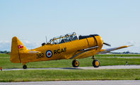 C-FVIJ - Canadian Historical Aircraft Association Canadian Car & Foundry Harvard aircraft