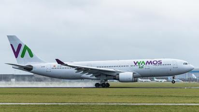 EC-MTT - Wamos Air Airbus A330-200