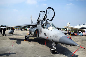J7-3/43 - Thailand - Air Force Dassault - Dornier Alpha Jet A