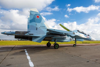 RF-93654 - Russia - Air Force Sukhoi Su-30SM