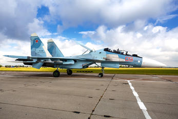 "RF-93655 - Russia - Air Force ""Falcons of Russia"" Sukhoi Su-30SM"