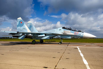 "RF-95822 - Russia - Air Force ""Falcons of Russia"" Sukhoi Su-30SM"