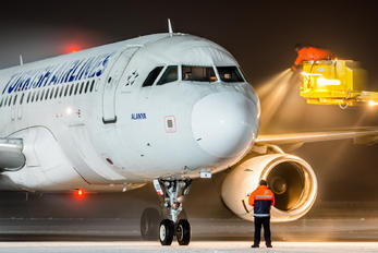 TC-JUG - Turkish Airlines Airbus A320