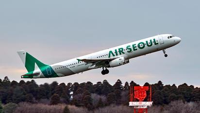 HL8281 - Air SEOUL Airbus A321