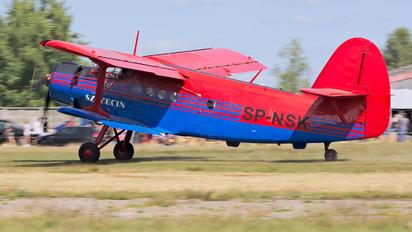 SP-NSK - Aeroklub Szczeciński Antonov An-2