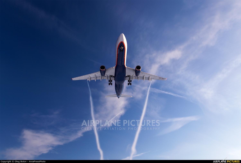 Aeroflot VQ-BQY aircraft at Moscow - Sheremetyevo