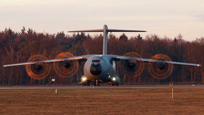 54+23 - Germany - Air Force Airbus A400M