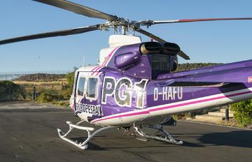 D-HAFU - FAASA Aviación Bell 412EP