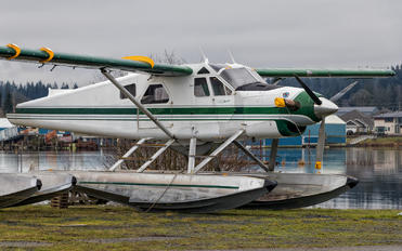 - - Private de Havilland Canada DHC-2T Turbo Beaver