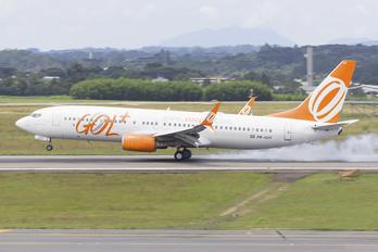 PR-GUT - GOL Transportes Aéreos  Boeing 737-800