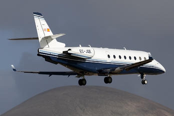 EC-JQE - Executive Airlines  Gulfstream Aerospace G200
