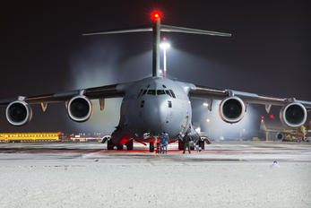 A41-213 - Australia - Air Force Boeing CC-177 Globemaster III