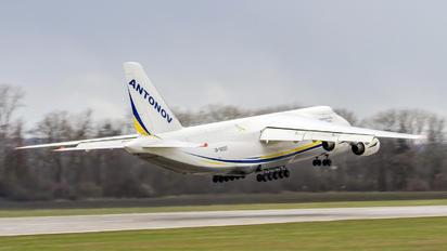 UR82007 - Antonov Airlines /  Design Bureau Antonov An-124